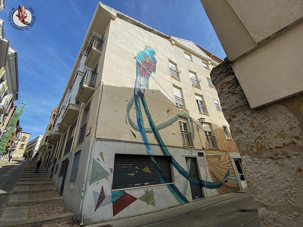 arte urbano quetzal