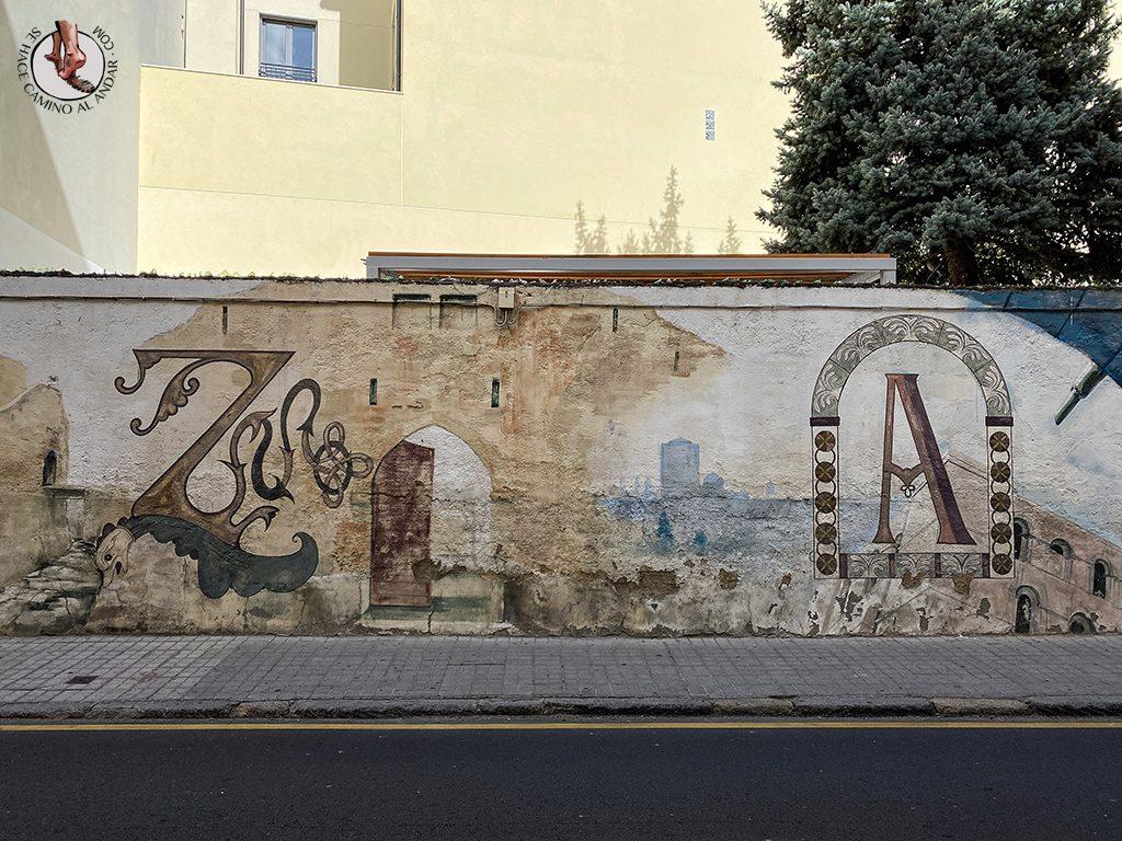 arte urbano zamora Calle Luis Ulloa Pereira1