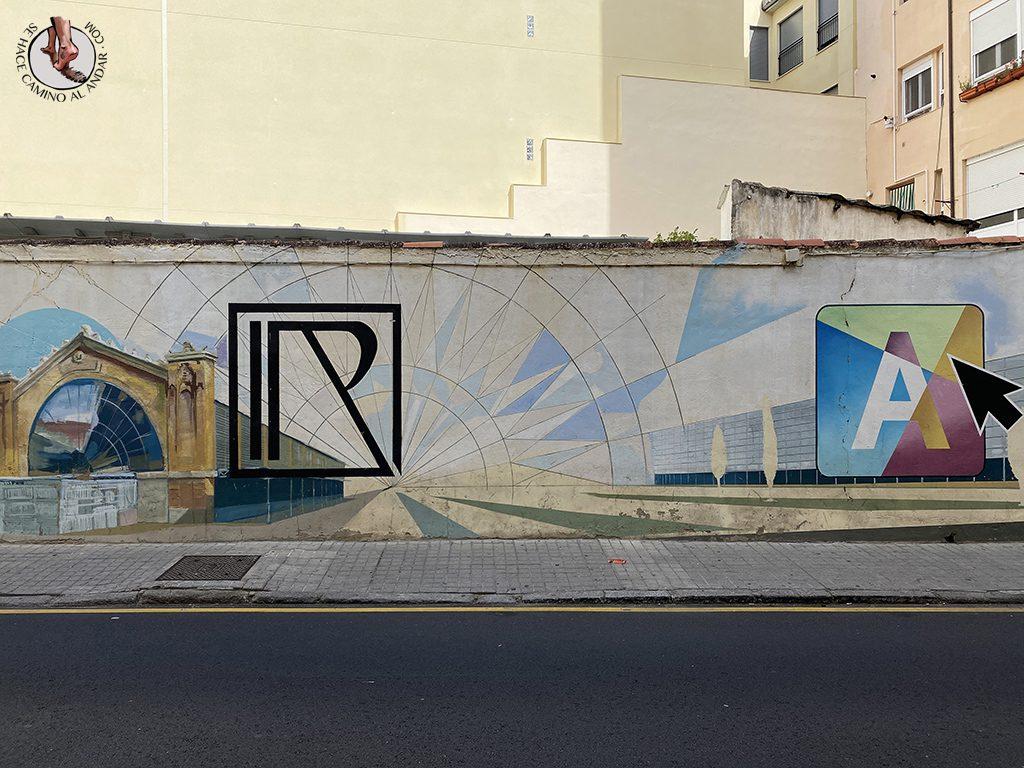 arte urbano zamora Calle Luis Ulloa Pereira3