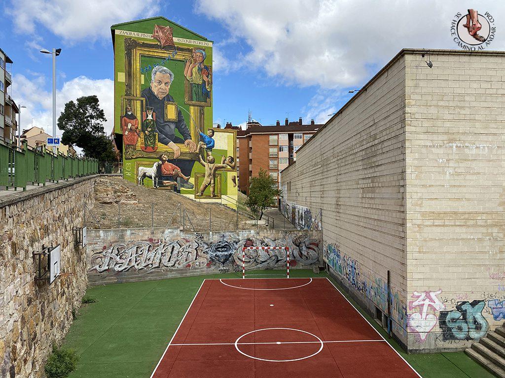 arte urbano zamora antonio pedrero