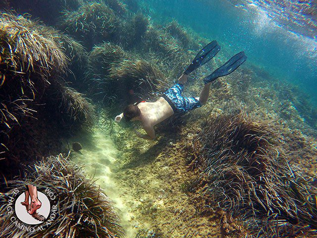 Buceo snorkel menorca chalo84