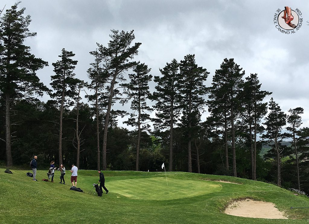 Campo golf Urgoiti Mungia