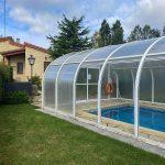 Casa rural La Mortera, con piscina, jardín y barbacoa en Burgos