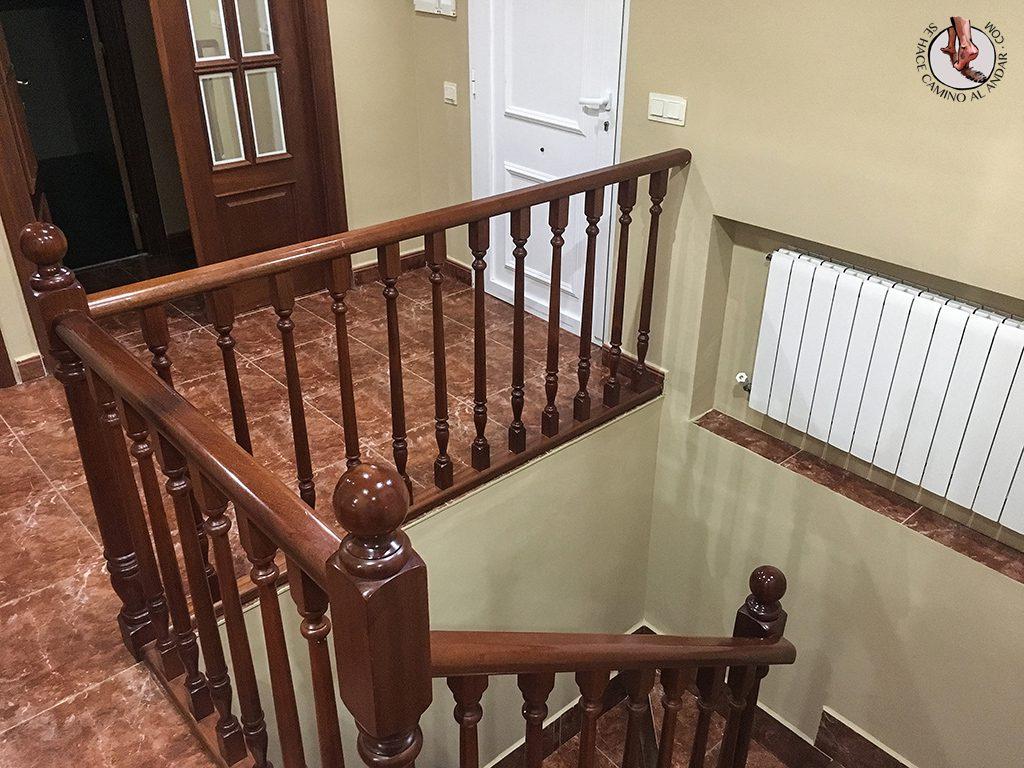 casa rural los nogales escalera
