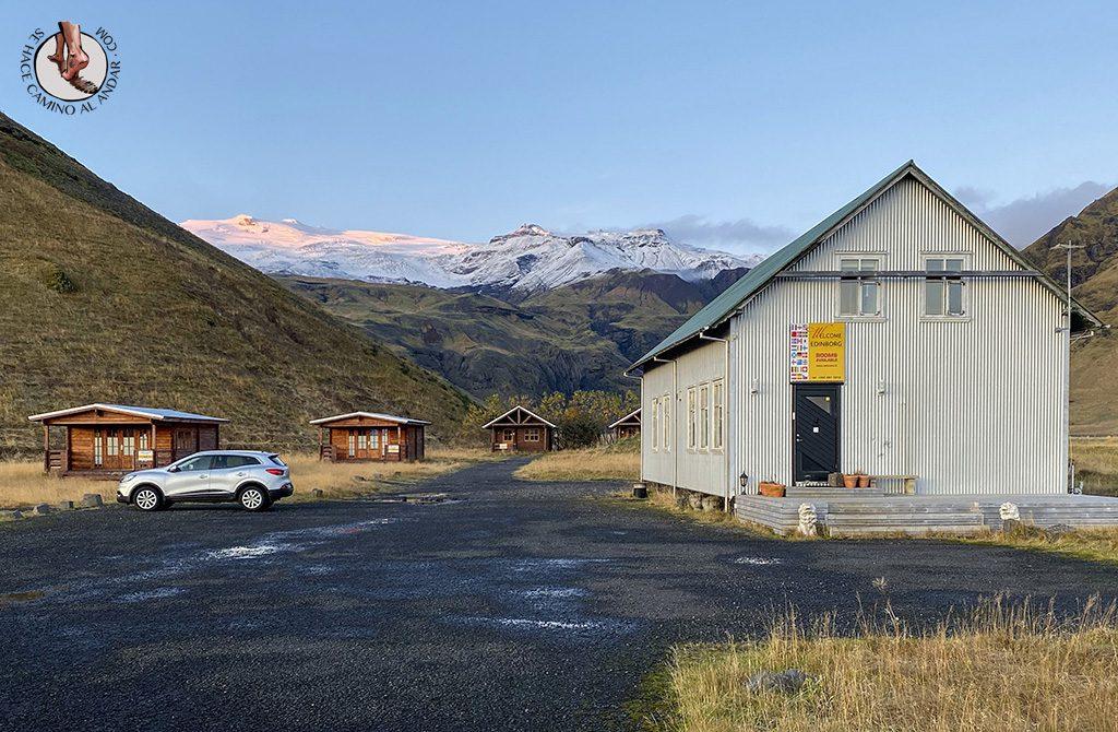 coche alquiler en Islandia