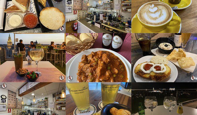 comer en Toledo