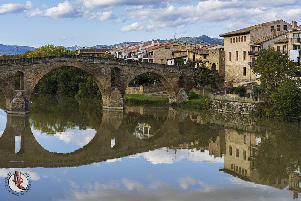cs3 puente la reina puente romano reflejo