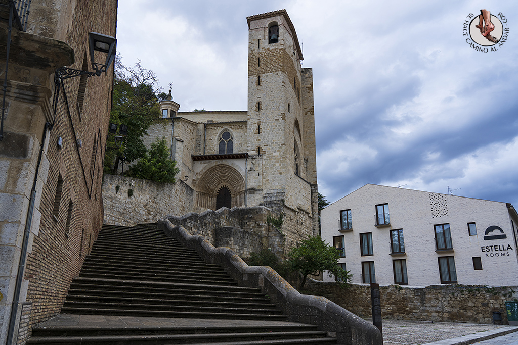 cs4 estella Iglesia San Pedro Rua