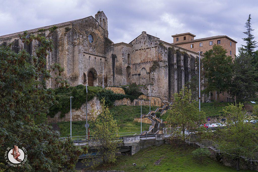 cs4 estella Iglesia Santa Maria Jus Castillo