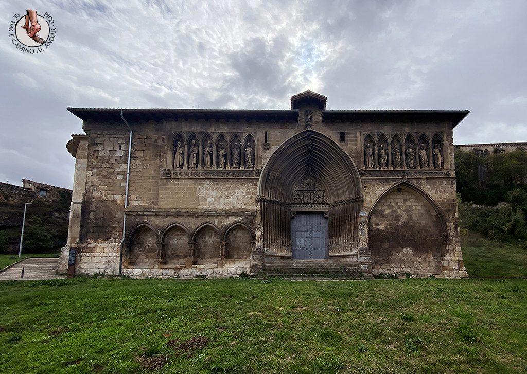 cs4 estella Iglesia Santo Sepulcro