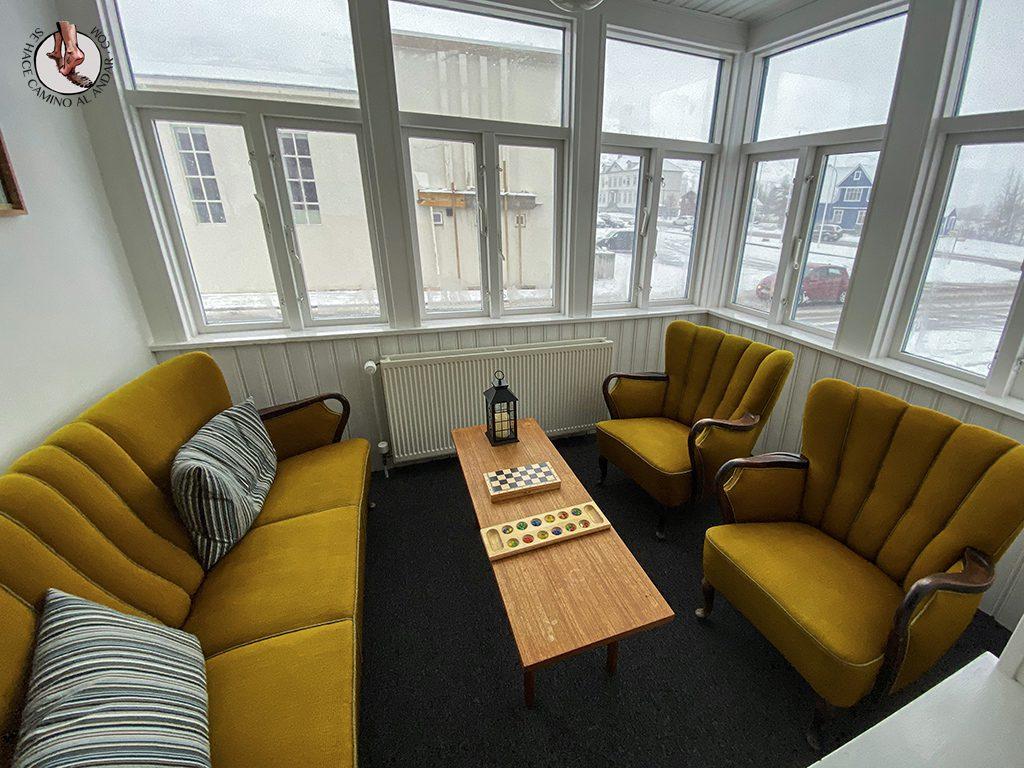 dormir en seydisfjordur hotel snaefell rellano