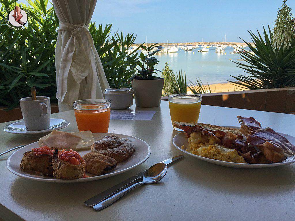 dormir formentera hostal la savina desayuno 2
