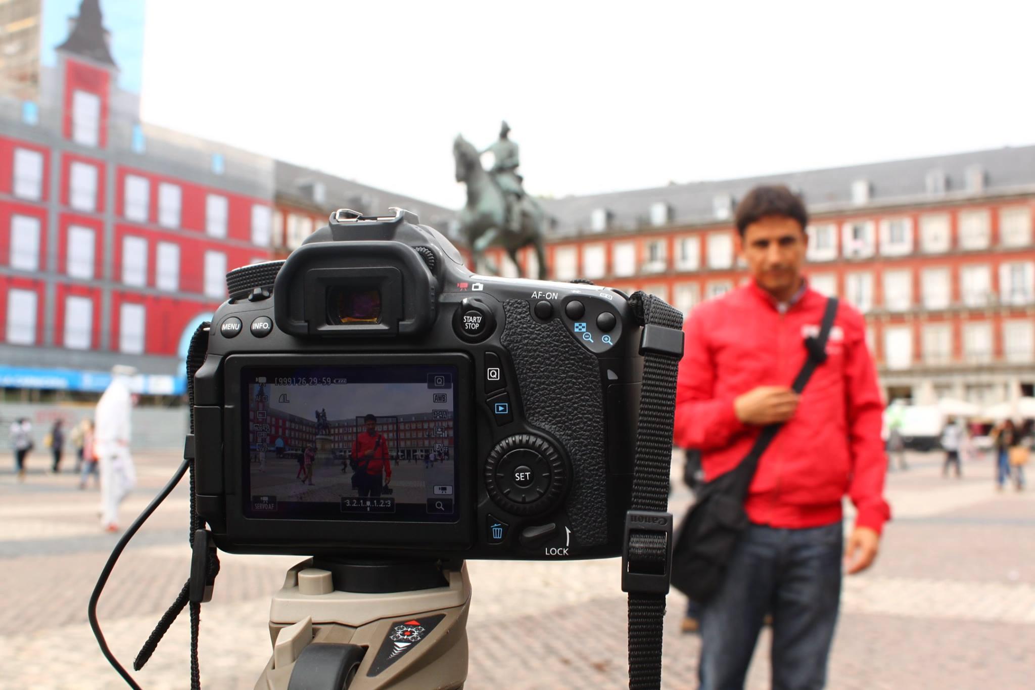 Entrevista Ruben y el mundo