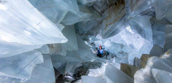 La Geoda de Pulpí, la geoda visitable más grande del mundo