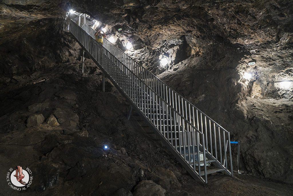 geoda de pulpi escaleras planta 4
