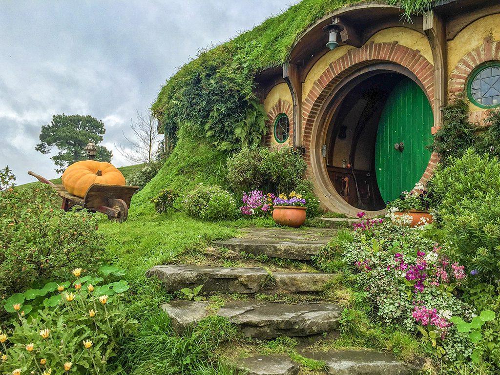hobbit nueva zelanda