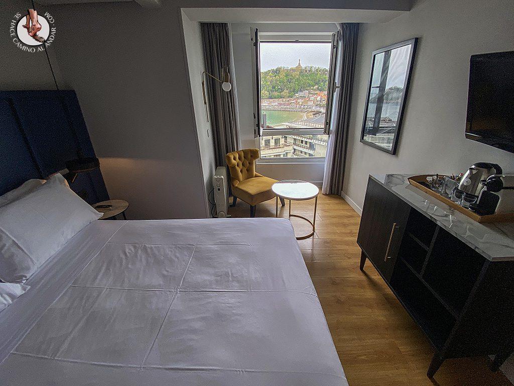 hoteles san sebastian Hotel Tryp Orly cama