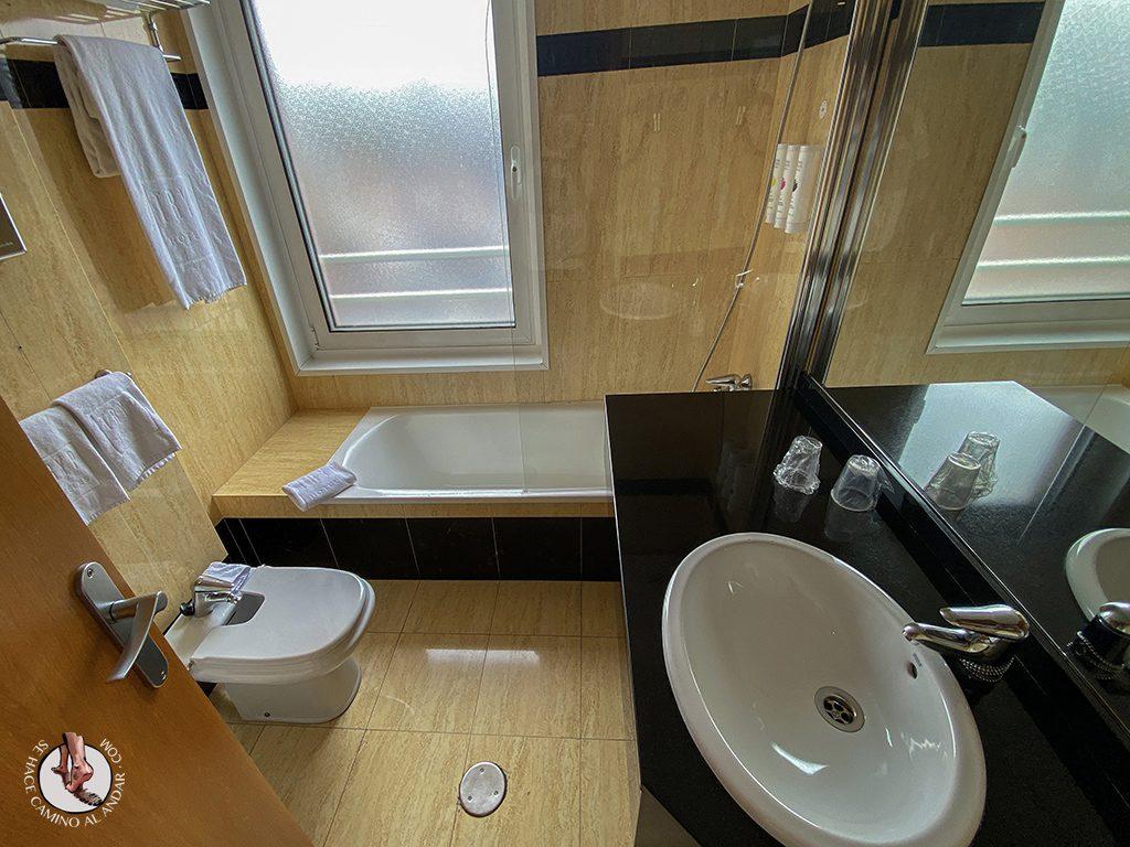 hotel san sebastian Hotel Tryp Orly wc