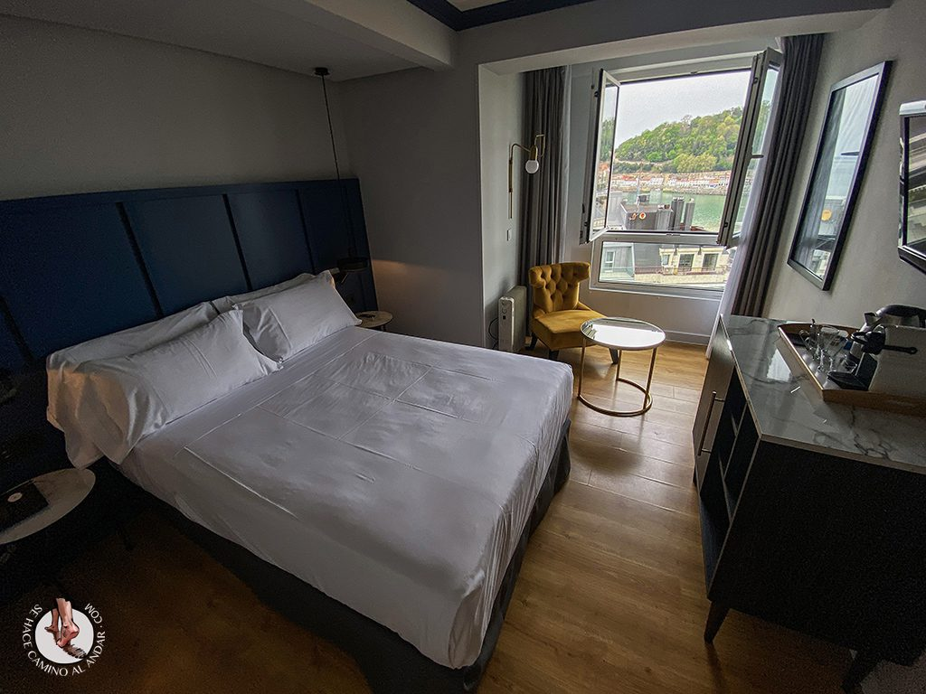 hoteles san sebastian Hotel Tryp Orly habitacion