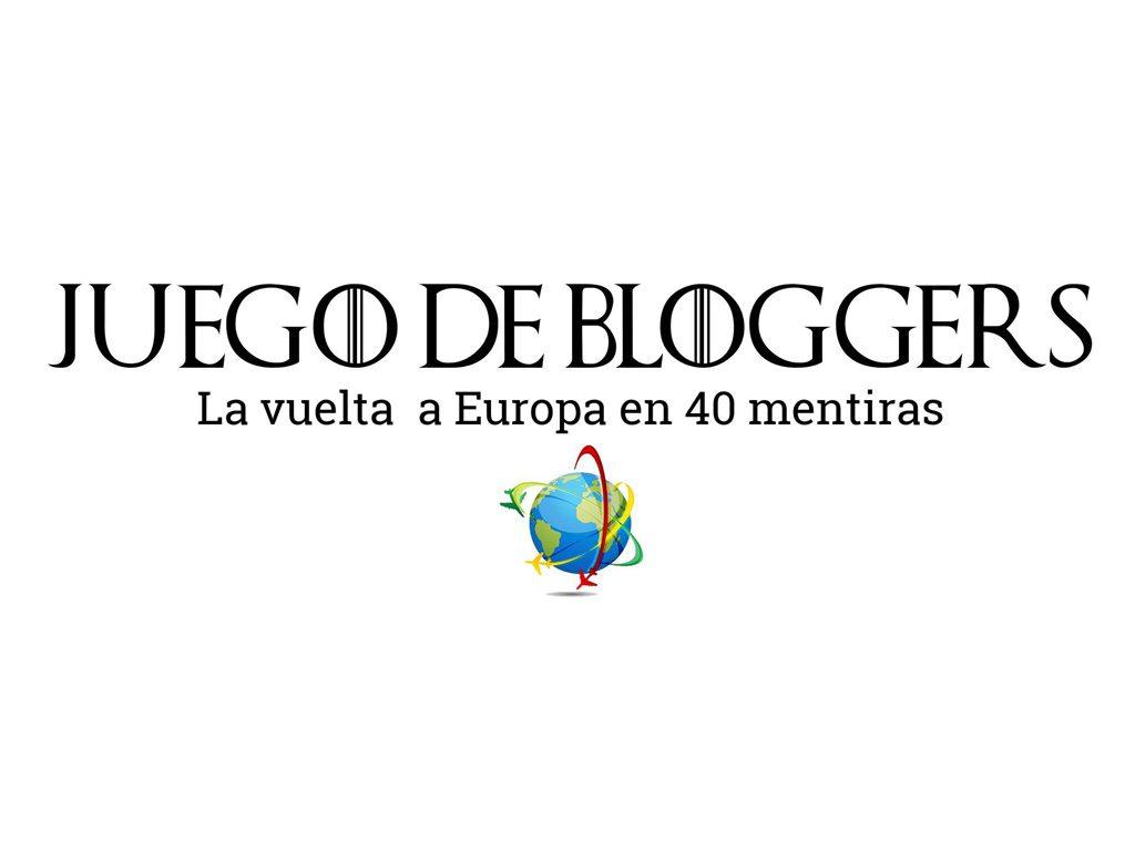 Juego de Bloggers – La vuelta a Europa en 40 mentiras