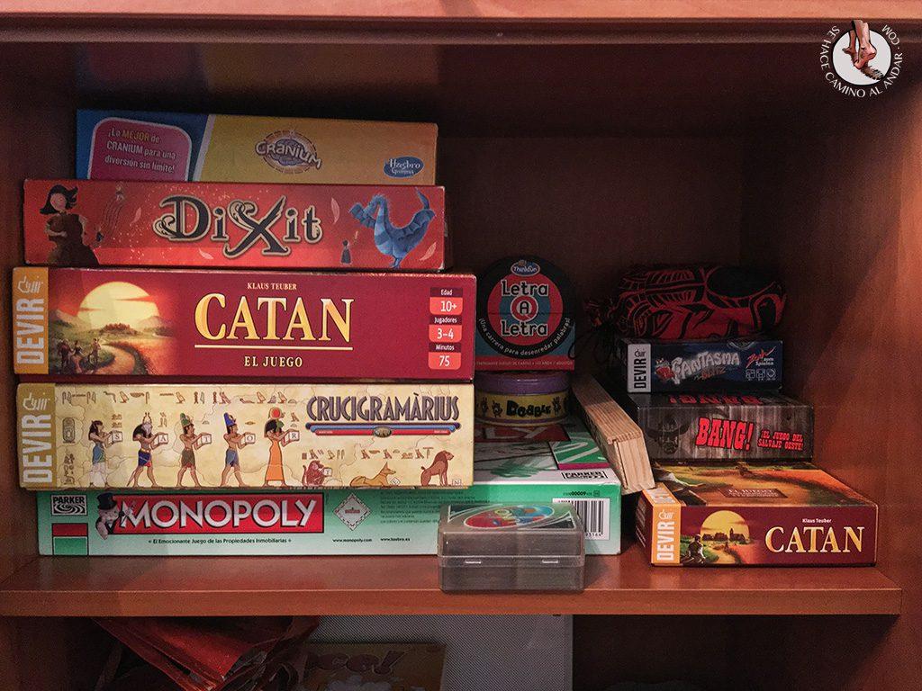 juegos de mesa para viajes ideales para no aburrirse