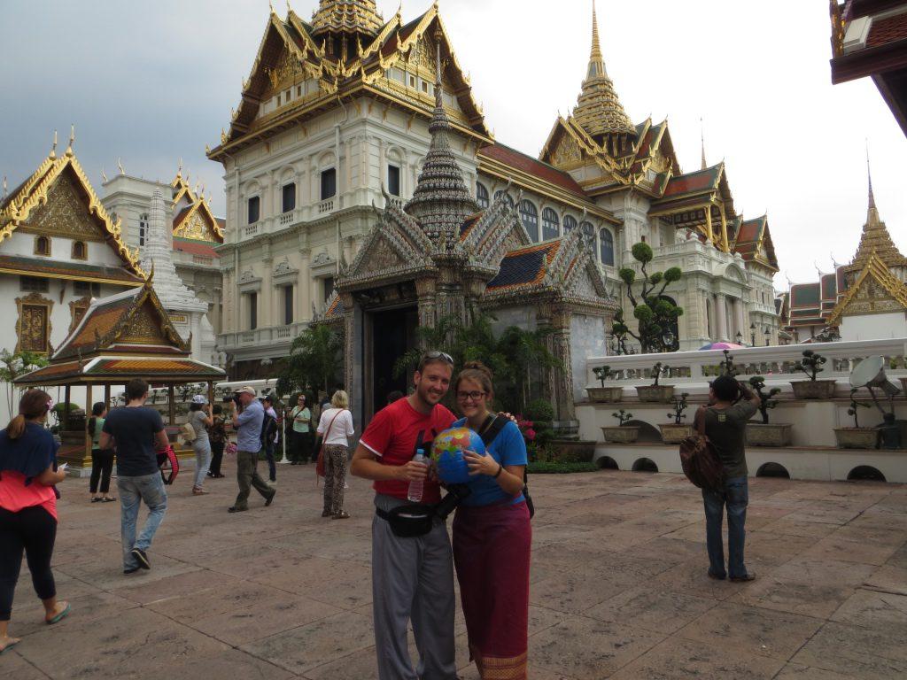 la maleta de carla Bangkok
