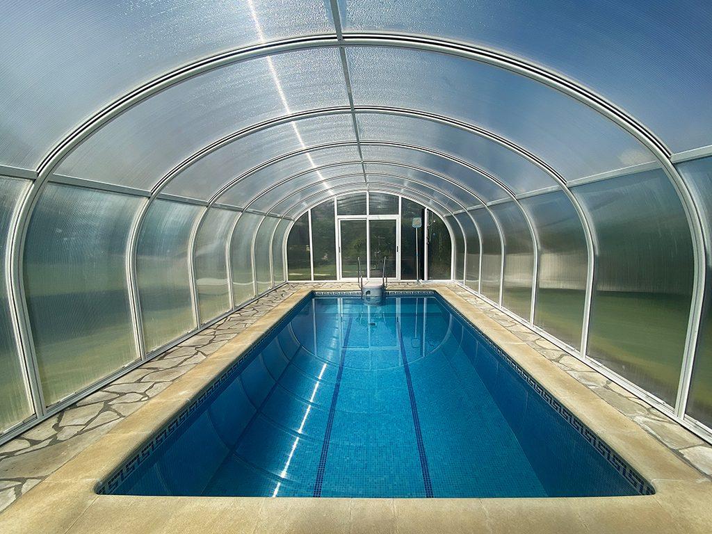 la mortera piscina