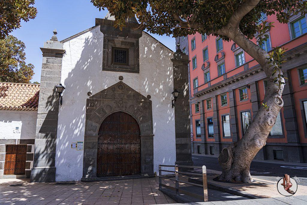 las palmas Parroquia de San Bernardo