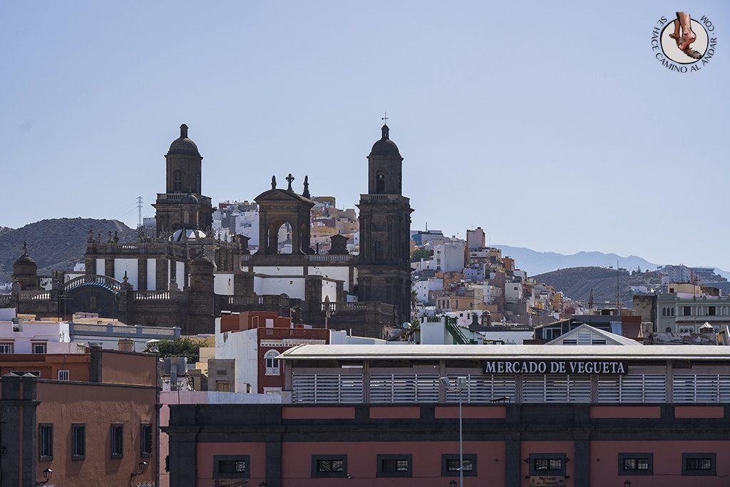 las palmas catedral de santa ana torres