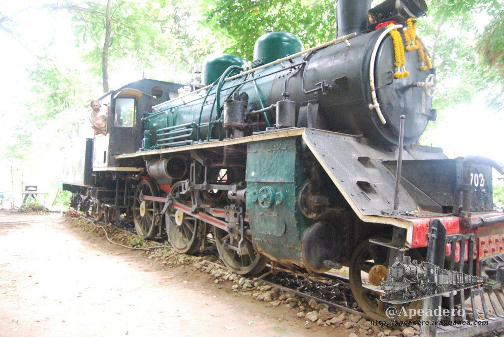 locomotora apeadero