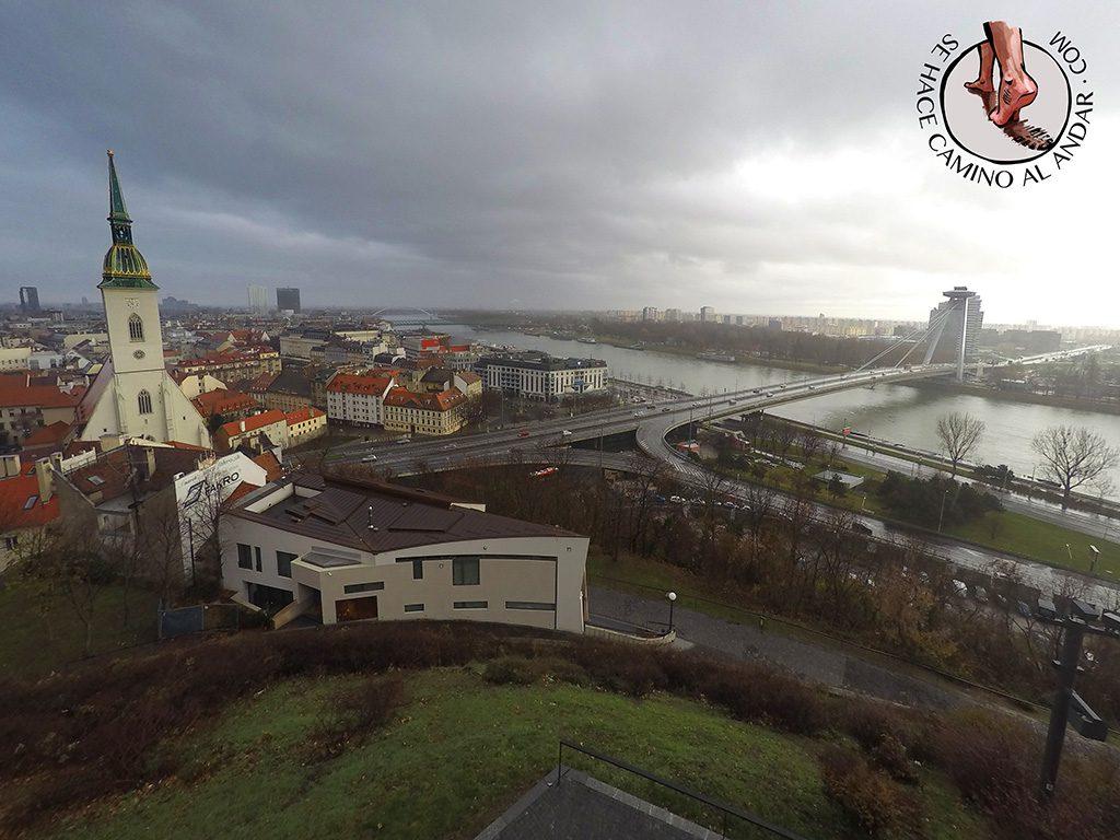 lugares que he visitado Bratislava