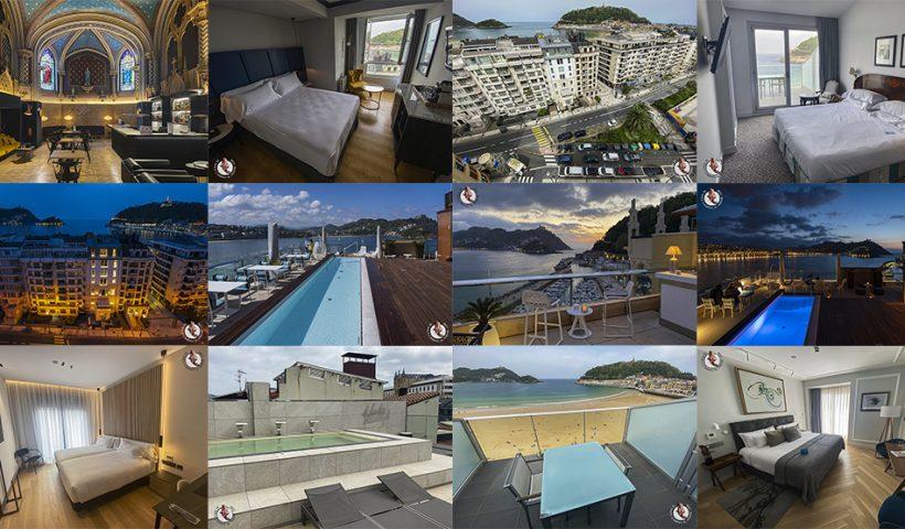 mejores hoteles de san sebastian