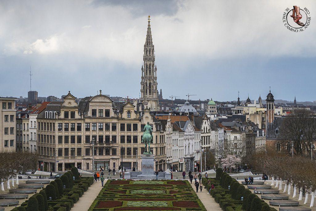 mirador bruselas
