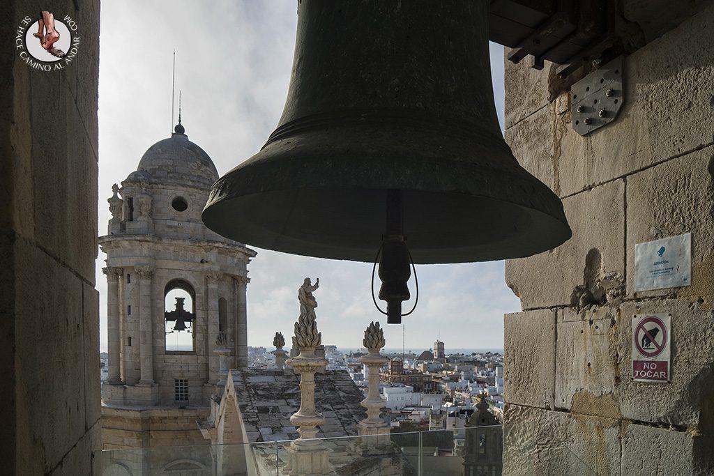 miradores de cadiz torre del reloj catedral