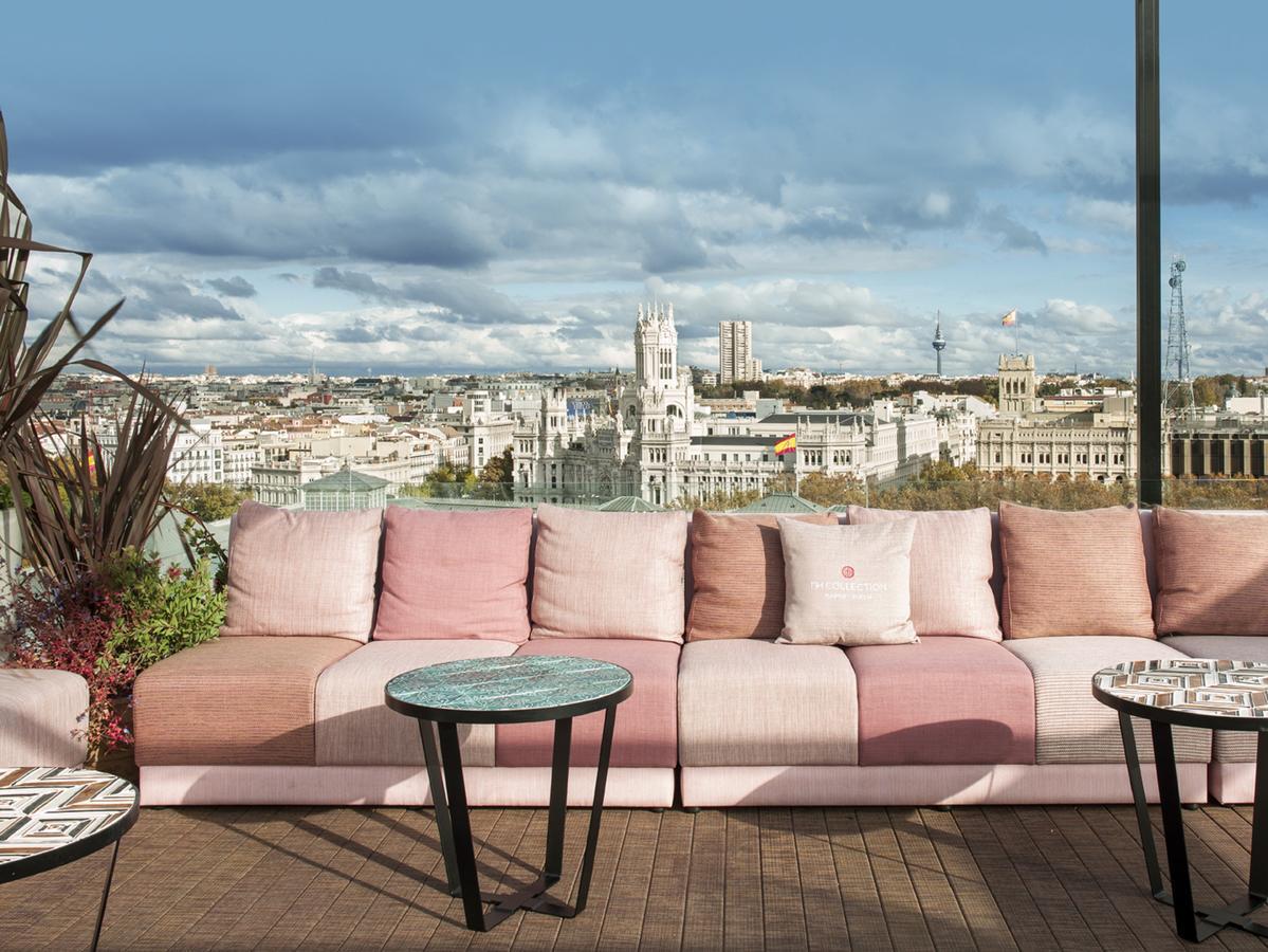 miradores de madrid Hotel NH Collection Madrid Suecia