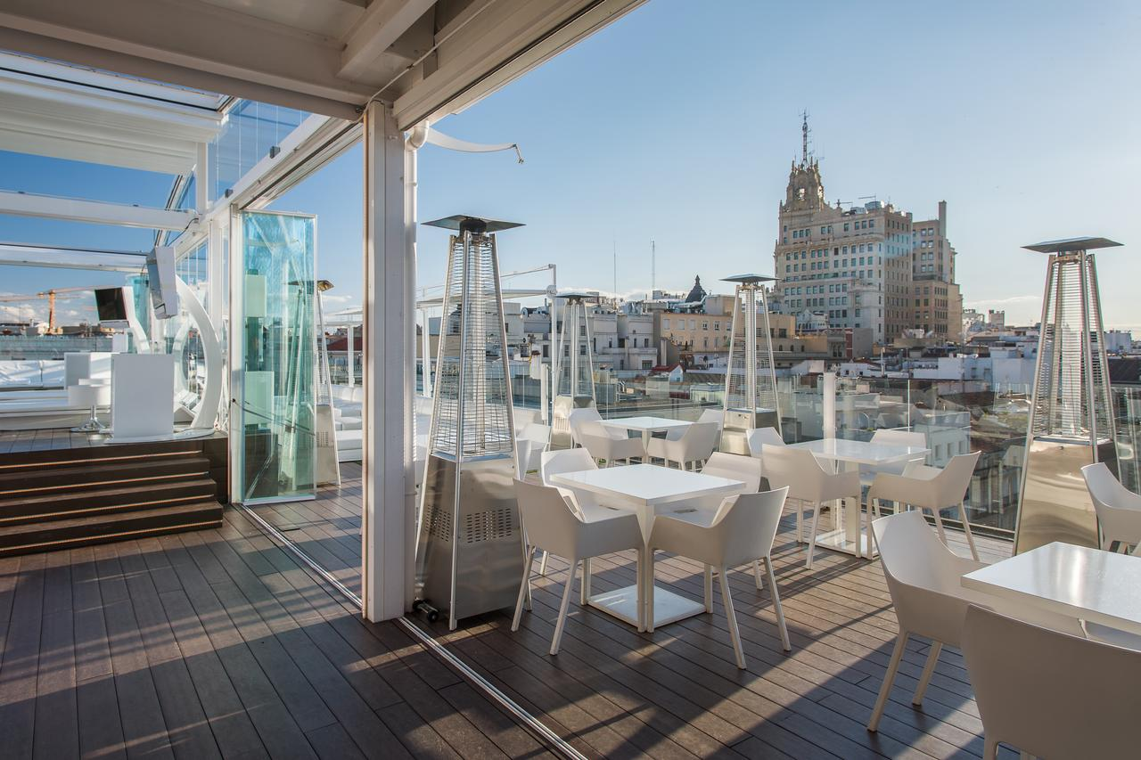 Miradores de Madrid Hotel Oscar Room Mate