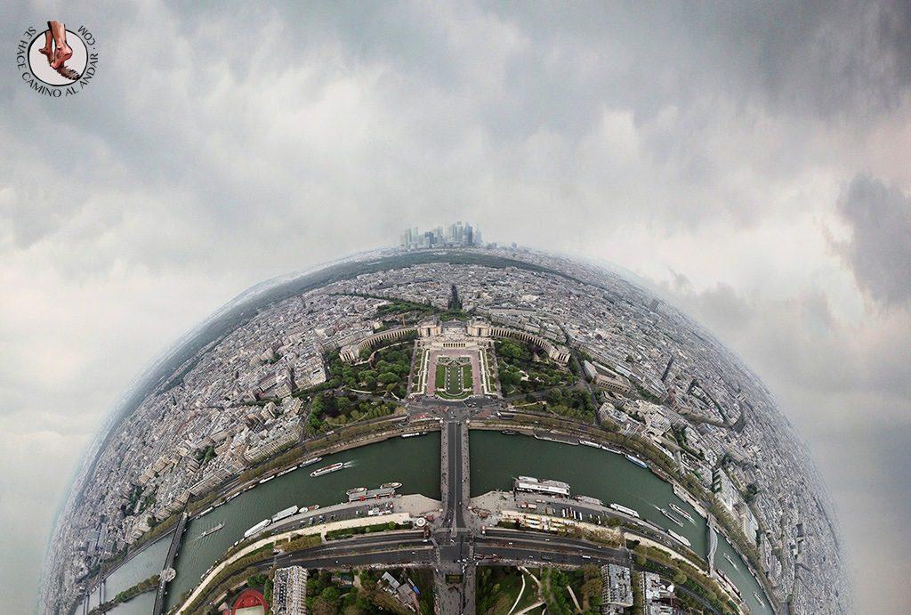 miradores de paris torre eiffel vistas