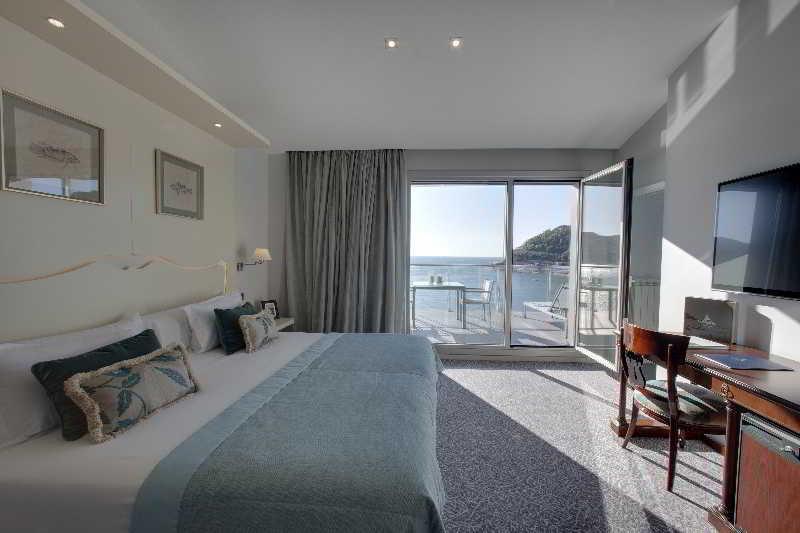 Miradores de San Sebastián Hotel Londres e Inglaterra habitación