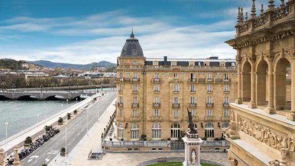Miradores de San Sebastián hotel María Cristina