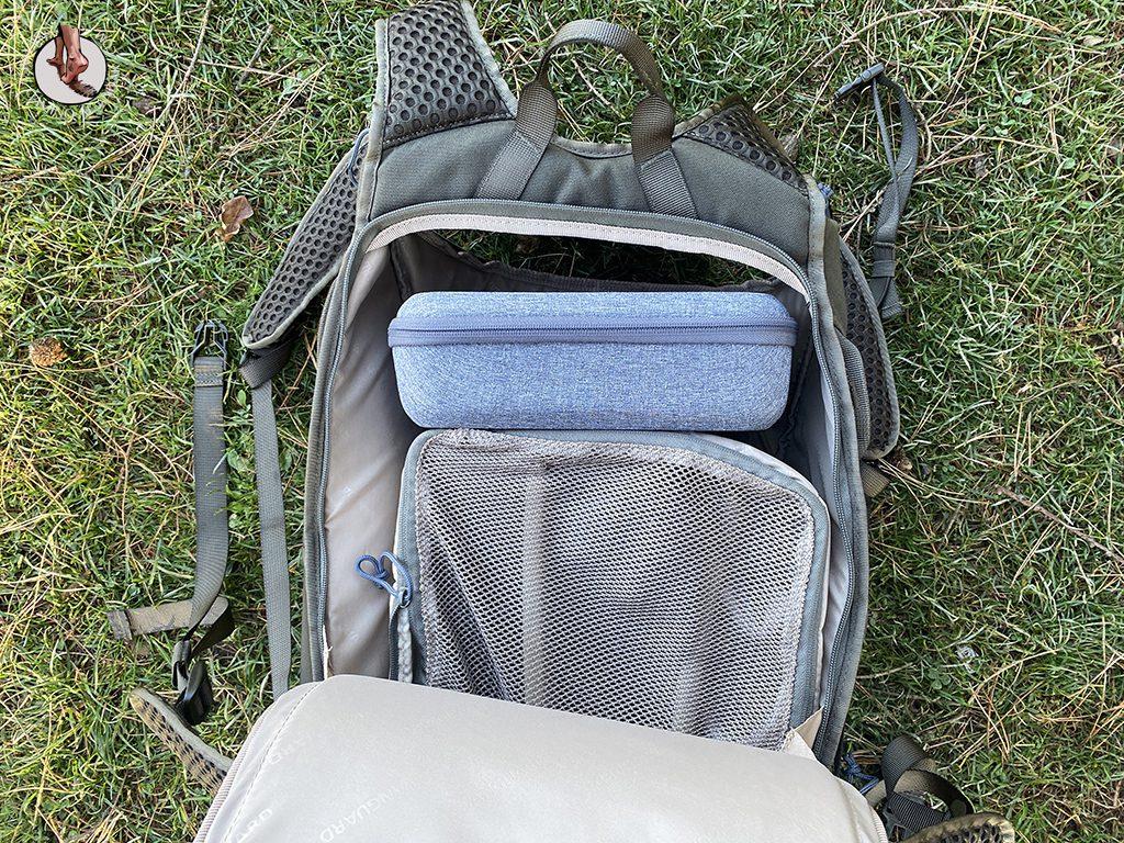 base de la mochila vanguard sedona wanderlust