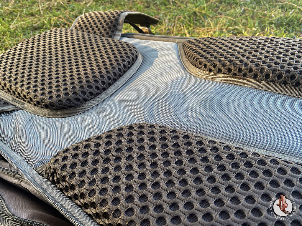 vanguard sedona wanderlust espalda ventilacion