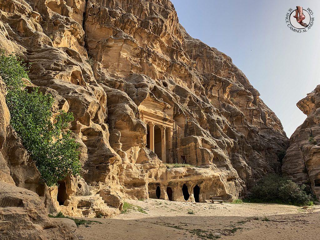organizar un viaje a jordania pequena petra