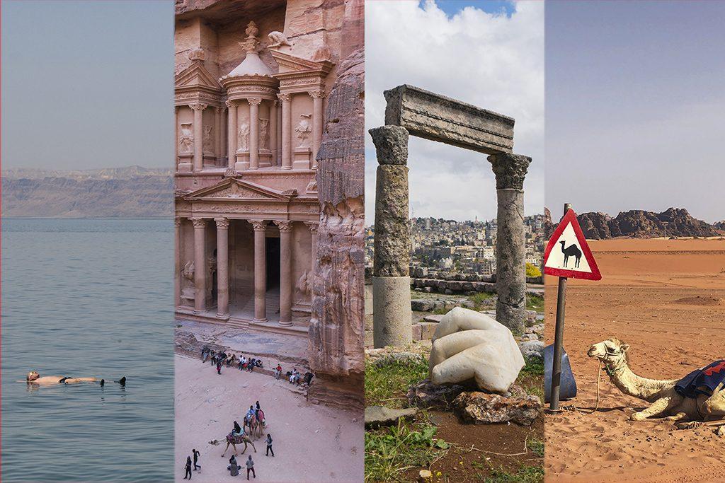 organizar un viaje a jordania