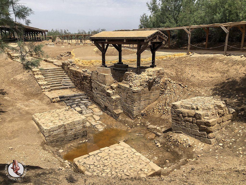 organizar viaje a jordania betania bautismo jesus