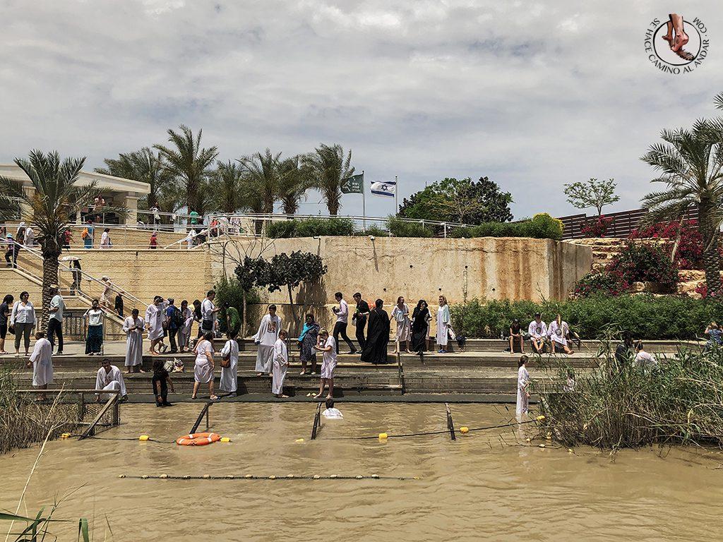 organizar viaje a jordania betania bautismo rio jordan
