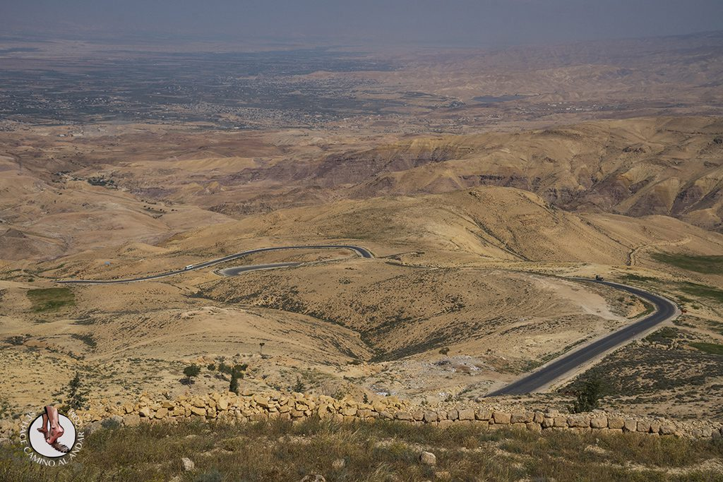 organizar viaje a jordania monte nebo vistas