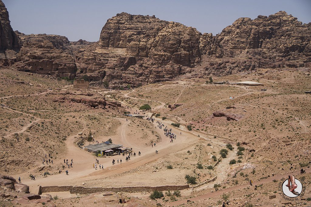 organizar viaje a jordania petra ruta