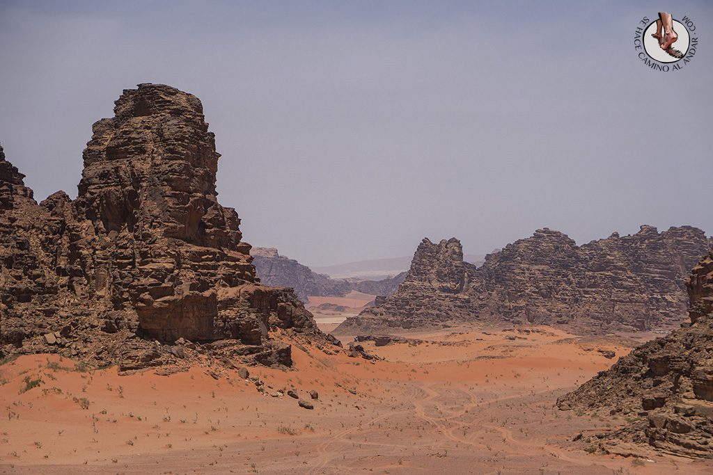 organizar viaje a jordania wadi rum