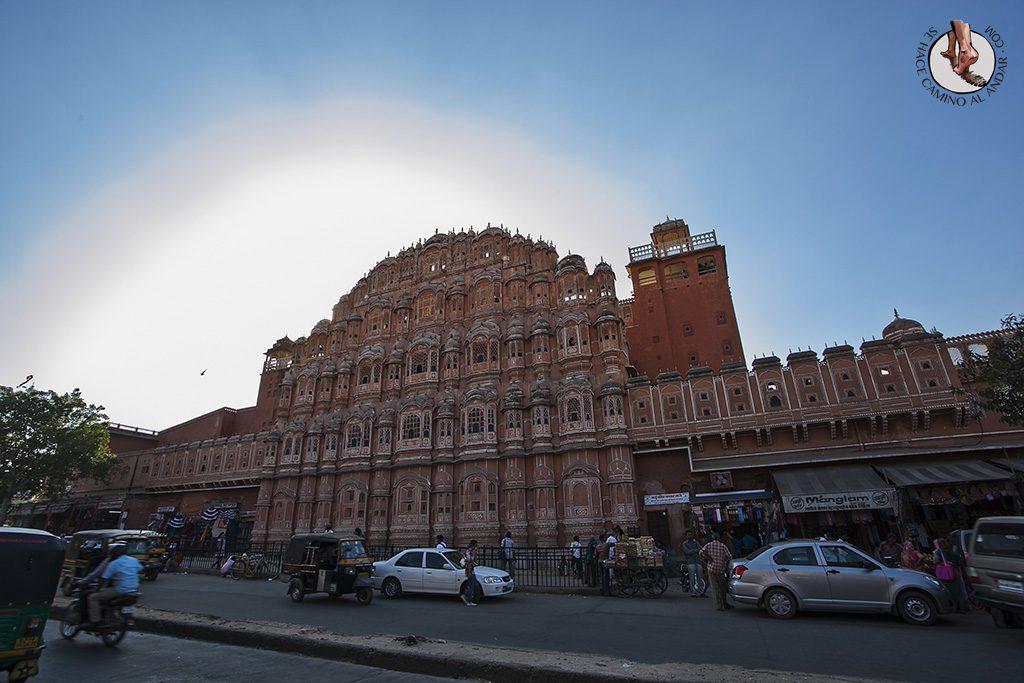 Palacio Hawa Mahal Jaipur
