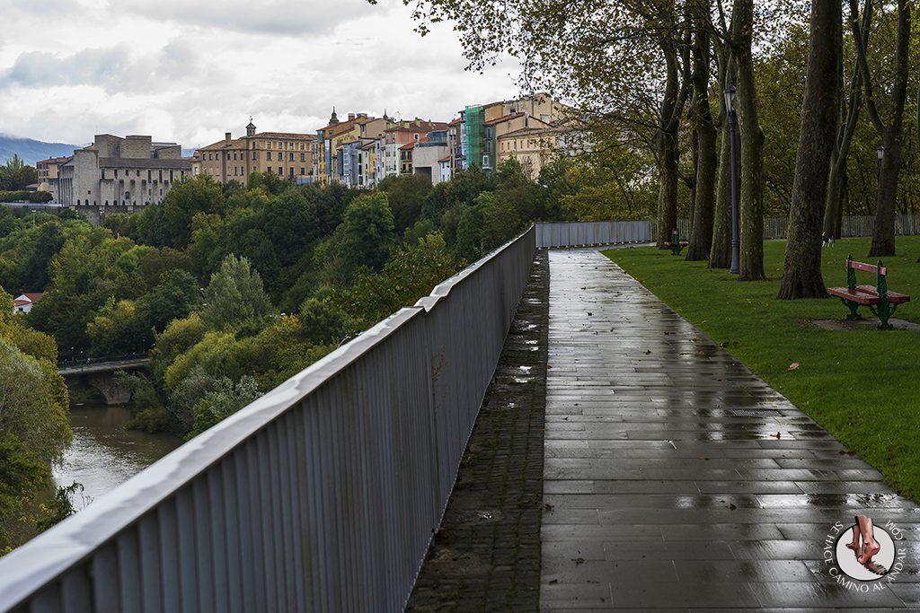 pamplona ruta murallas